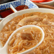 Pork intestine thin noodles — Stock Photo