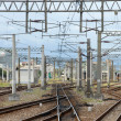 Stock Photo: Railway rail