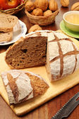 Country bread — Stockfoto