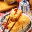Stinky tofu — Stock Photo #39416285