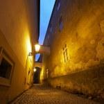 Dark alley — Stock Photo #22809882