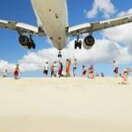 Noisiest beach — Stock Photo #22835674