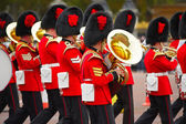 Changing of the Guards ceremony — Stock Photo