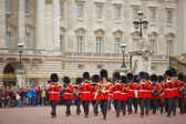 Queen's Guards — Foto de Stock
