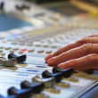 Mixing Board - Stock Photo