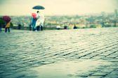 Deszcz — Zdjęcie stockowe