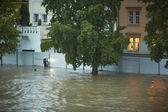 洪水 — ストック写真