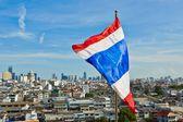 Flag of Thailand — Stock Photo