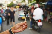 烤的蝎子 — 图库照片