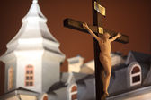Jesus Christ Crucifixion — Stock Photo