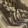 Sphinxes at Karnak Temple. Luxor. — Stock Photo #22840380