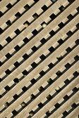 Lattice Wood — 图库照片