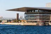 Public Copenhagen Opera House — Stock Photo