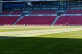 Danish national soccer stadium Parken — Stock Photo