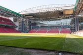 Parken stadium in Copenhagen — Stockfoto