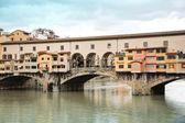 Ponte Vecchio (HDR), Florence, Italy — Stock Photo