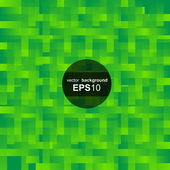 Fondo verde pixel. vector inconsútil — Vector de stock