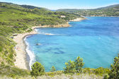 Norci beach, Elba island. Tuscany, Italy. — Stock Photo