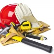 Stock Photo: Work Tools