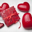 Valentines day background — Stock Photo #23509837