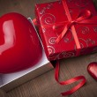 Valentines day background — Stock Photo #23510281