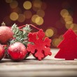 Christmas decoration — Stockfoto #23516075