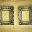 Vintage classical frame — Stock Photo