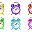 Stock Photo: Alarm Clock