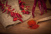 Cayenne pepper — Stock Photo