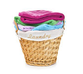 Laundry Basket — Foto de Stock