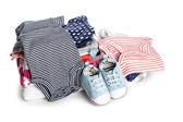 Baby Clothing — Stock Photo