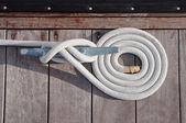 Línea en espiral — Foto de Stock