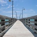 Wooden Pier — Stock Photo #23806605