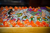 Sushi Boat — Stock Photo