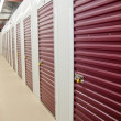 Storage Units — Stock Photo