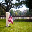 National Cemetery — Foto de Stock