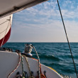 Summer Sailing — Stockfoto