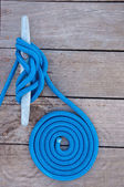 Coiled Line — Stock Photo