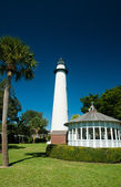 St Simons Lighthouse — Stock Photo