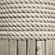 Rope on a Post — Stock Photo #37472829