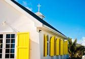 Kościół miasto nadziei — Zdjęcie stockowe