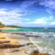 Beach. Koh Samet island. Thailand. — Stock Photo