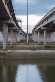 Unter der Autobahn — Stock Photo