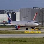 ������, ������: Aeroflot Airbus A321
