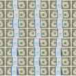 Background Bundle of dollar Notes — Stock Photo #40793263
