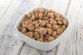 Amarettini soubory cookie — Stock fotografie
