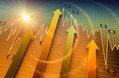 Wereldwijde businessconcept — Stockfoto