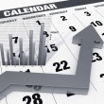 Business calendar planner — Stock Photo #25754013