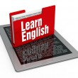 Learn english — Stock Photo #25755313