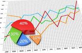 Business marketing — Stock Photo